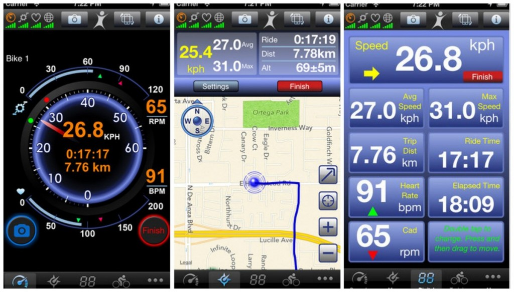 aplicativos para ciclistas