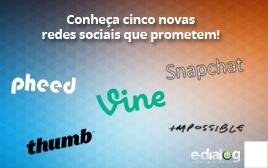 5 mídias sociais do futuro