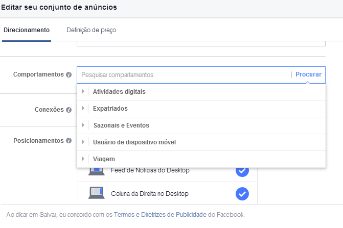 otimizar o facebook ads 5