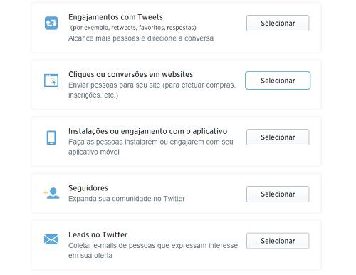 Twitter Ads liberados no Brasil para Pequenas e Médias Empresas