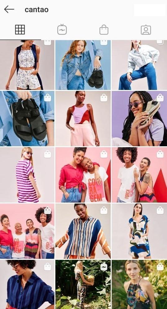 Marketing digital para moda Cantão