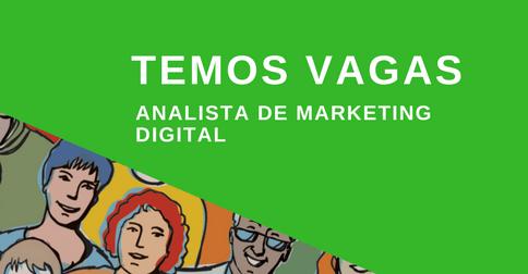 Trabalhe como Analista de Marketing Digital na E-Dialog