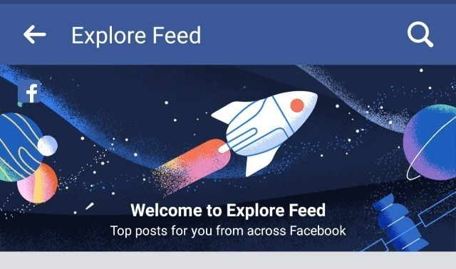 O que é Explore Feed e o que muda no alcance orgânico do Facebook