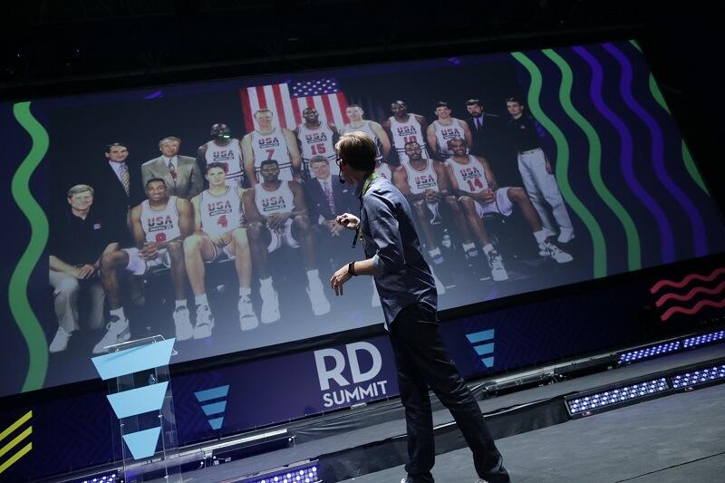 como foi o rd summit