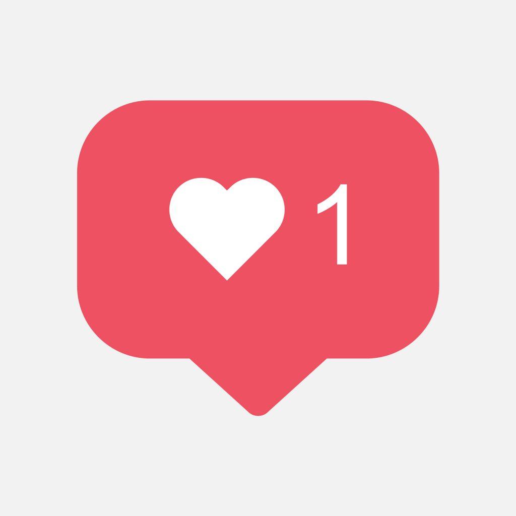 Ilustração de sticker do story do Instagram