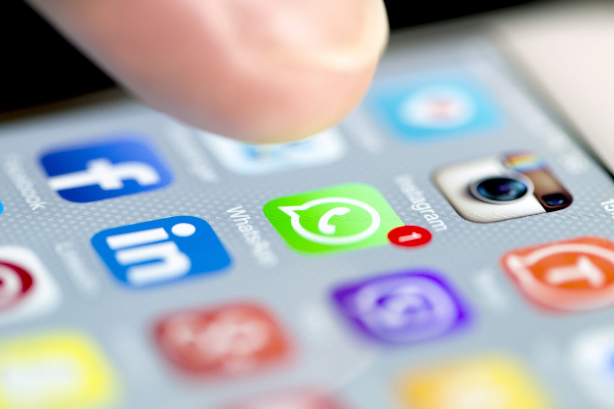 Foto que mostra o ícone do aplicativo de mensagens, para explicar como anunciar no WhatsApp