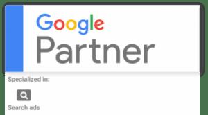 Gestão de redes sociais - Agência certificada pelo Google Partner