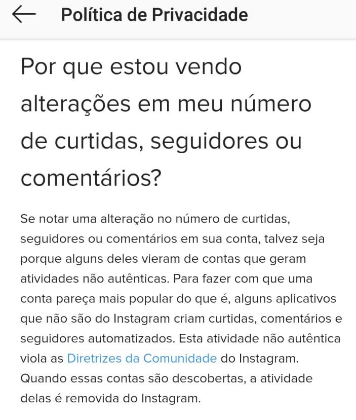 Políticas-Instagram