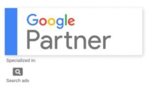 Agência de mídias sociais Google Partners