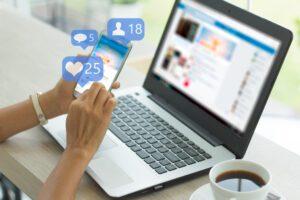 Gerenciamento de Facebook em 5 passos