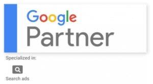 Gestão de redes sociais em agência Google Partner
