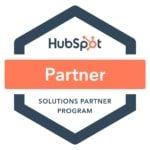Gestão de redes sociais em agência parceira Hubspot