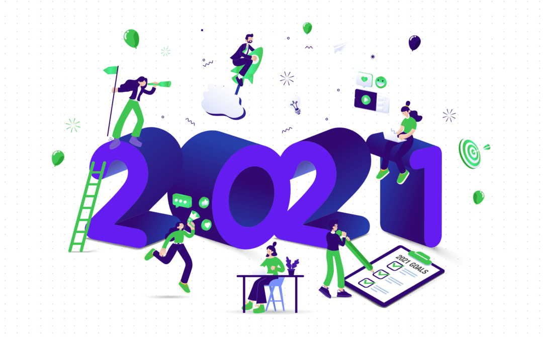 10 tendências de marketing digital para 2021