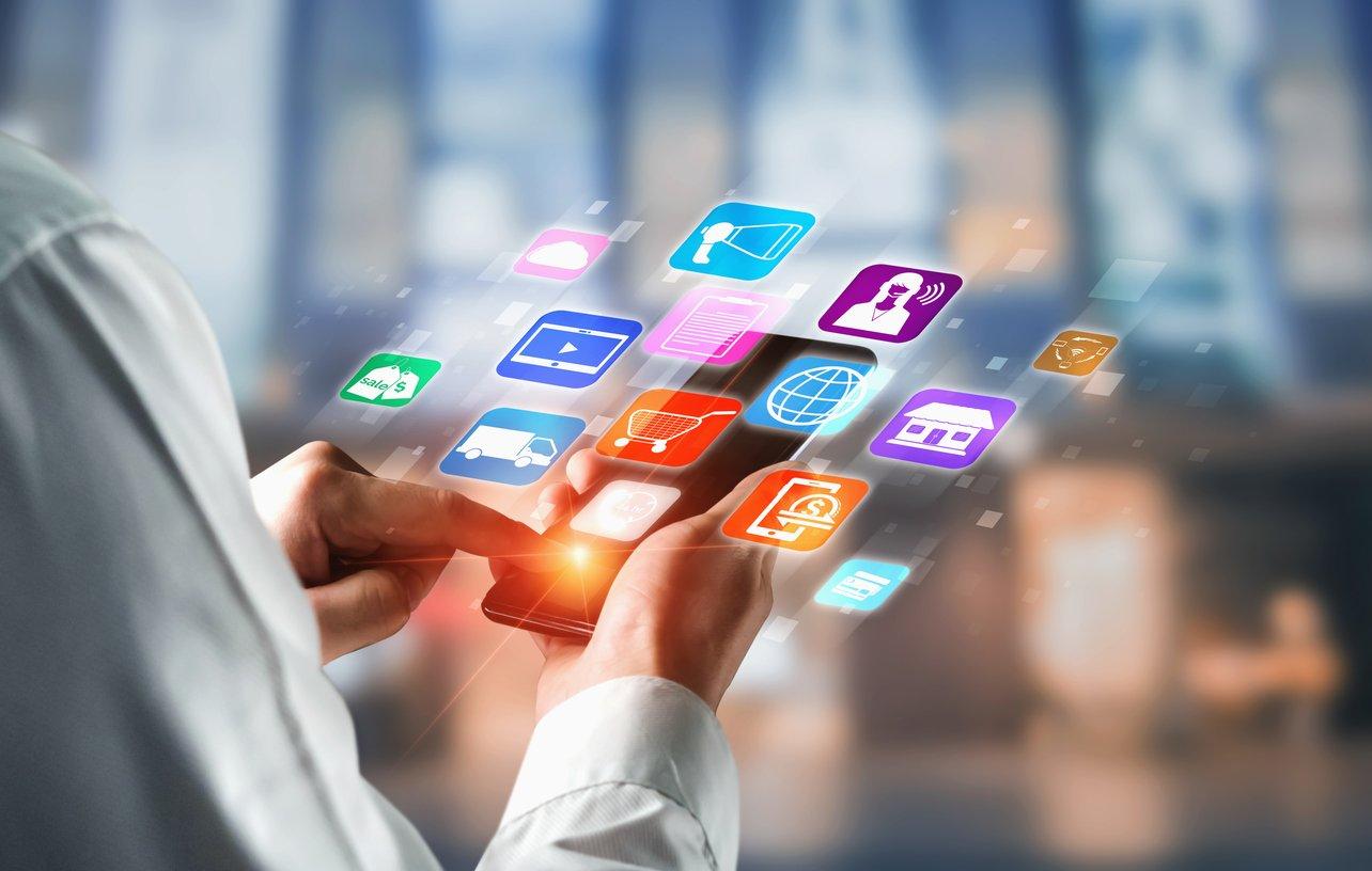 marketing 4.0 smartphone