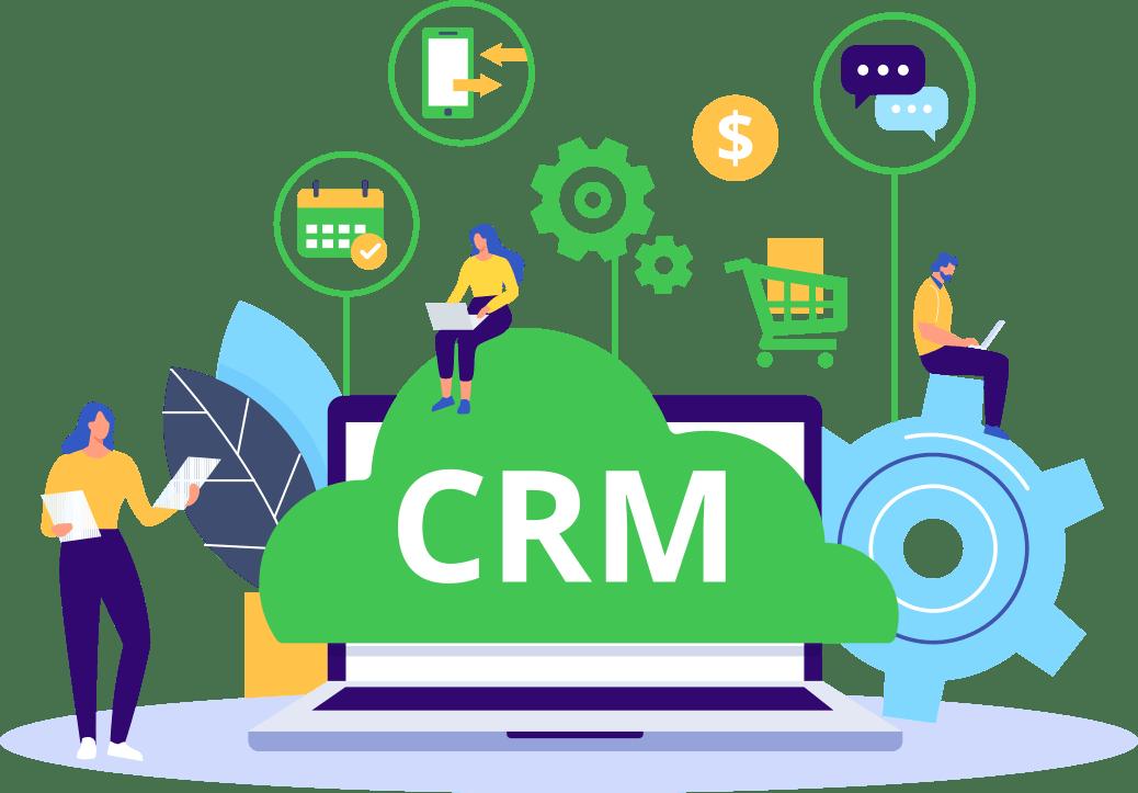 Implantação de CRM de Inbound Sales